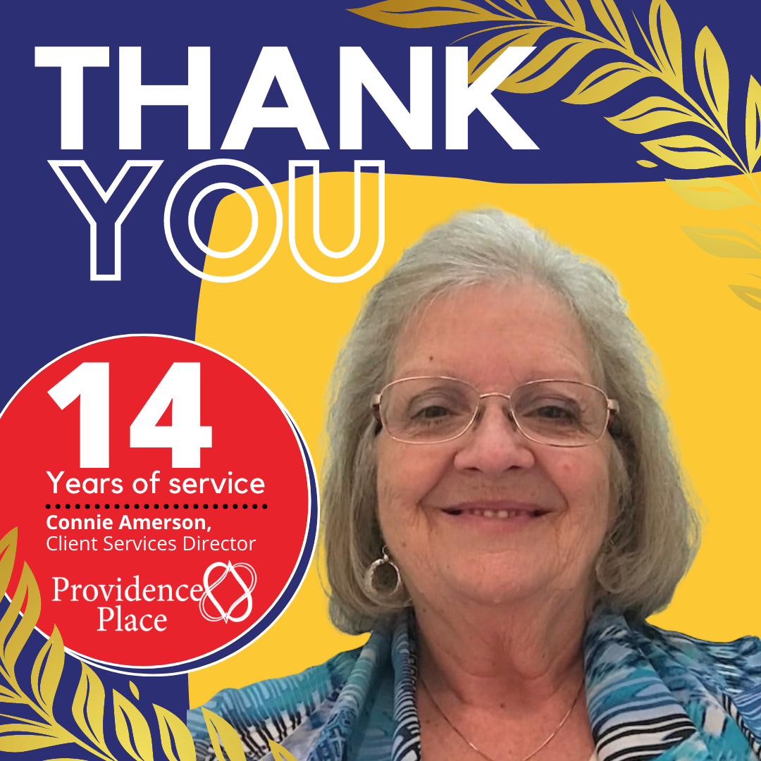 Congrats on your Retirement Connie!